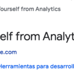 Bloquear Ips para Google Analytics